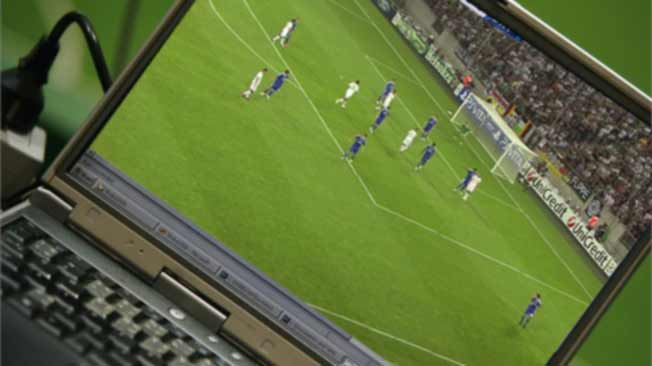 Liens pour regarder du football en streaming