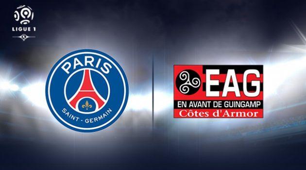 Guingamp - PSG